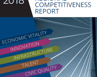2018 Regional Competitiveness Report shows where region excels, lags