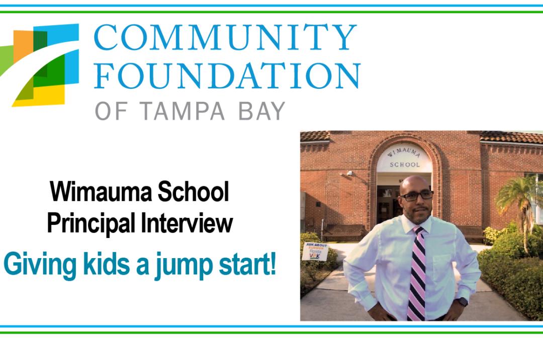 Wimauma Jump Start program for kindergarten students