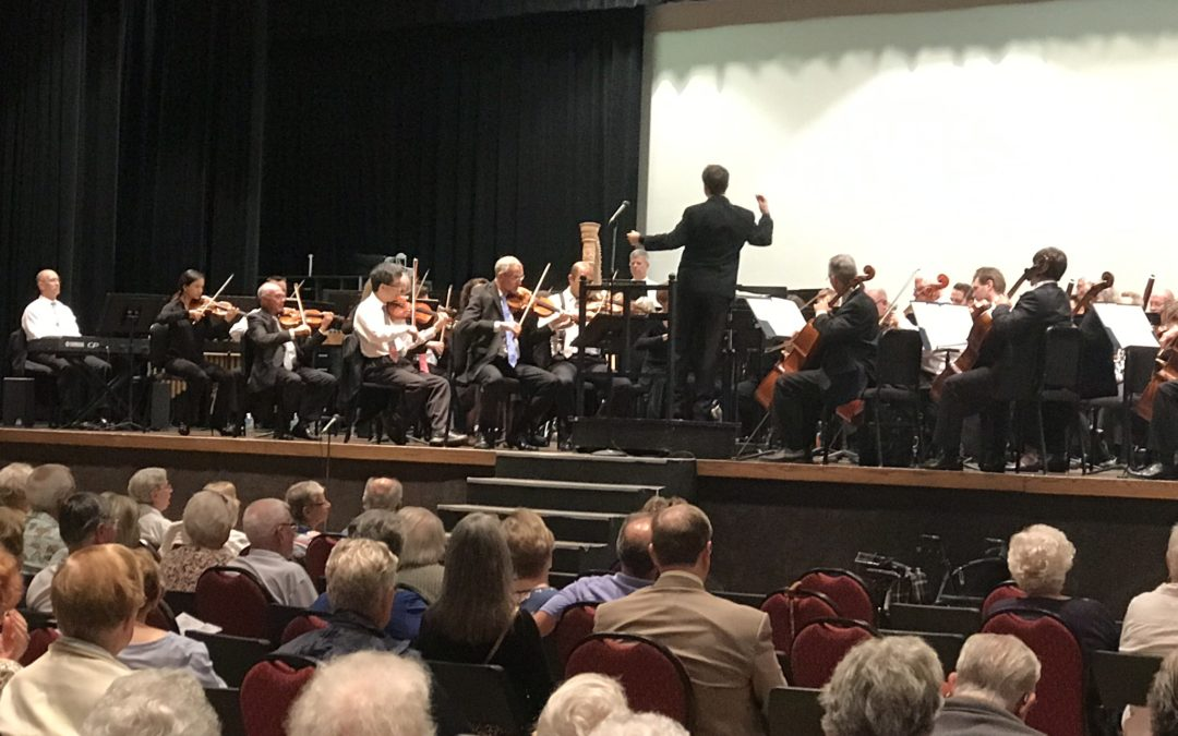 Community Foundation presents free Florida Orchestra concert for Sun City Center-area residents