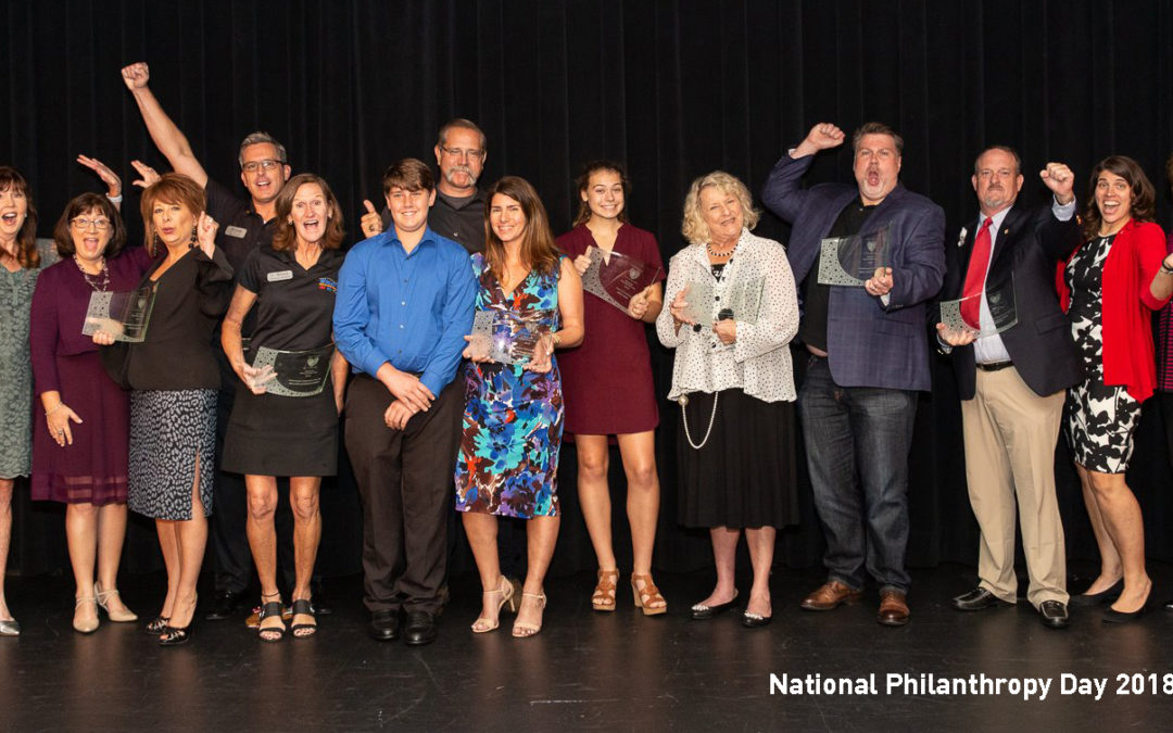 Nominations open for National Philanthropy Day awards