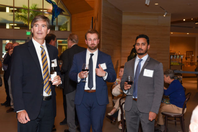 AGW – Charlie Hardwick, Dan George, and Kevin Singh