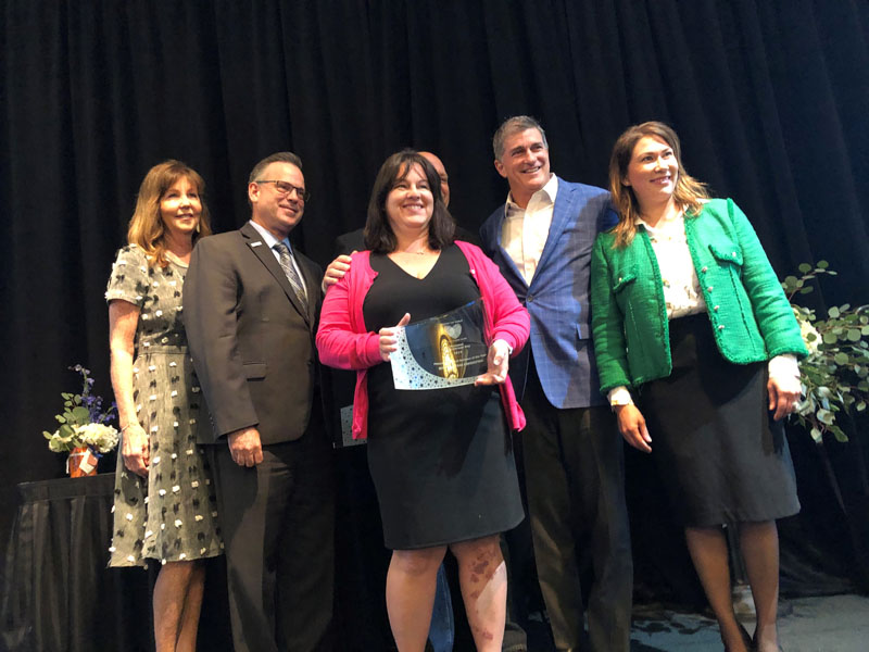 Quantum Peak Consulting, Philanthropic Small Business of the Year Nominated by University of South Florida Foundation