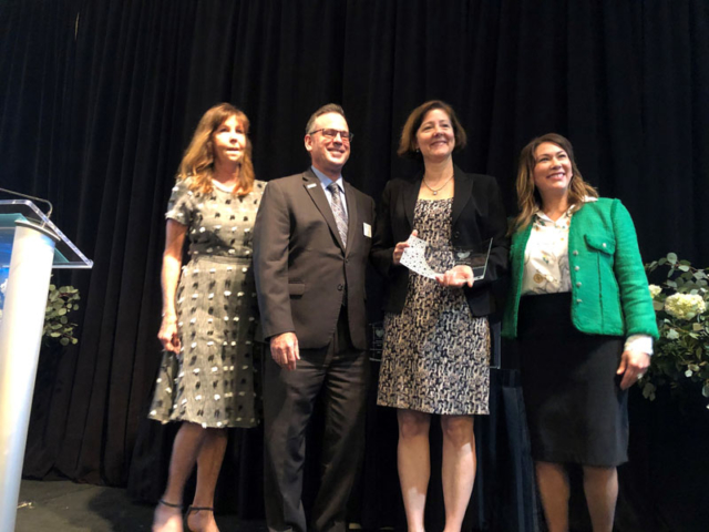 Anne Eason, Ph.D., Gayle Sierens Volunteer of the Year Nominated by LEAP Tampa Bay College Access Network