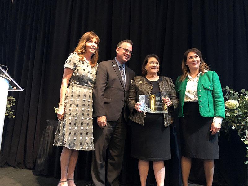 Sandra Diamond, Spirit of Philanthropy Nominated by Pinellas Community Foundation