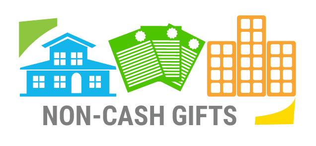Non Cash gifts