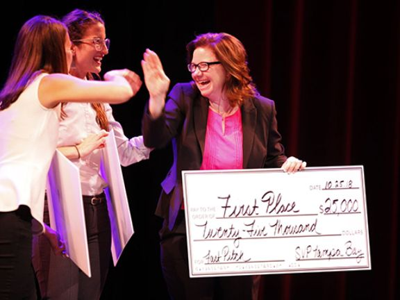 SVP's Fast Pitch competition for nonprofits is Feb. 20