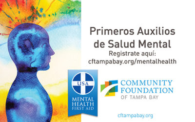 Community Foundation of Tampa Bay offers Mental Health First Aid training program in Spanish